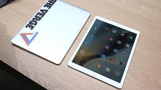 Apple iPad Pro hands on