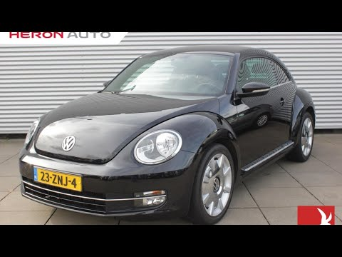 Volkswagen Beetle 1.2 TSI 105PK Design Airco