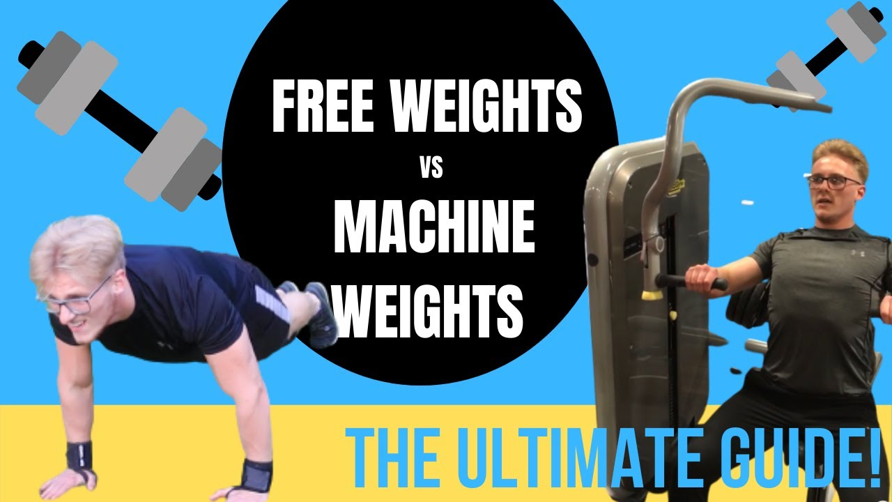 Download Free Weights vs Machines   The TRUTH