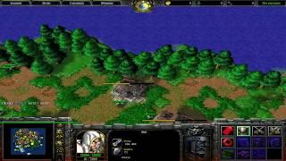 Warcraft 3/Maps #13 Бог против Дьявола!