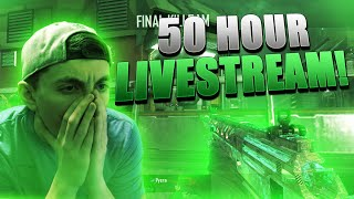 50 HOUR LIVESTREAM!? (FAN HITS 3 PIECE)