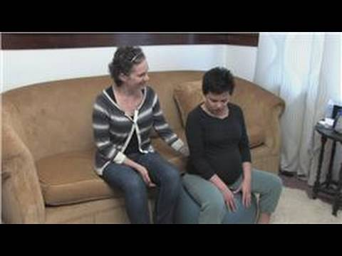 Pregnancy Questions : How to Bounce on a Ball to Induce Labor