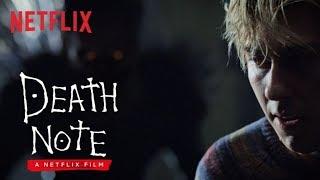 Обзор фильма Тетрадь Смерти [Тетрадь Абсурда от Netflix]