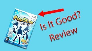 Popstar Guitar Wii Review/Gameplay