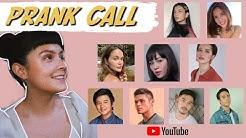 PRANK CALL | Claire Ruiz