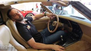 '81 Chevrolet Corvette for sale with test drive, driving sounds, and walk through video