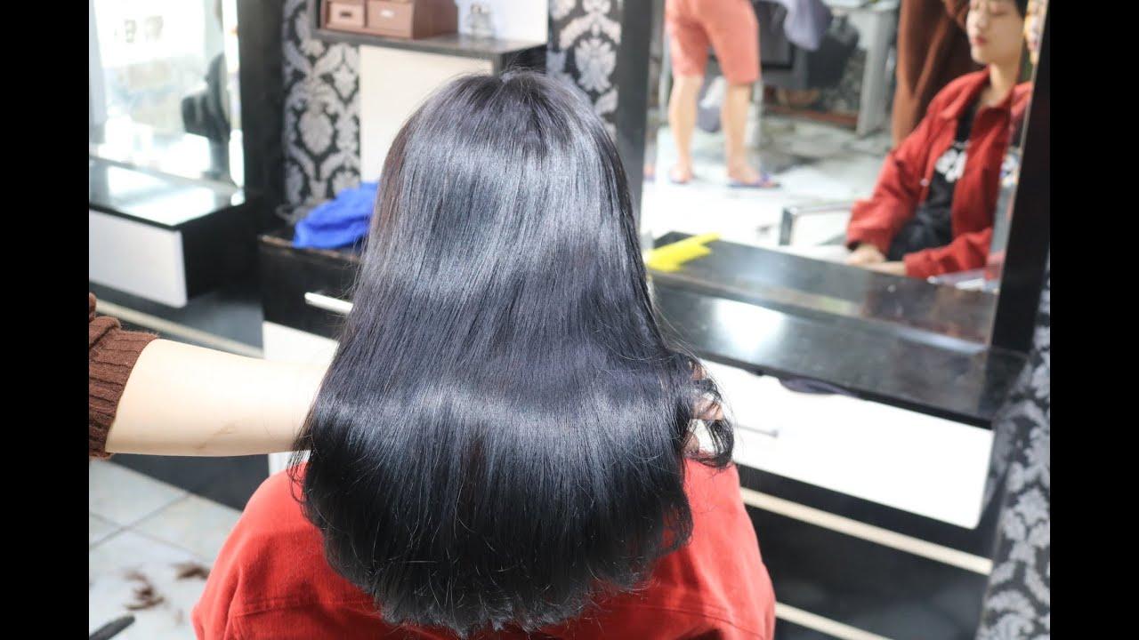 Nhuộm Màu Than Chì, Trên Mọi Nền Tóc, Hướng Dẫn Nhuộm | Bao quát những tài liệu liên quan màu tóc xám chì đúng nhất