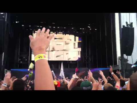 Dash berlin electric zoo 2012