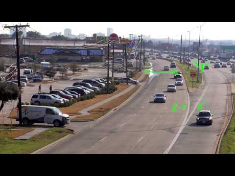 Controlled Access Roads Driving in Texas