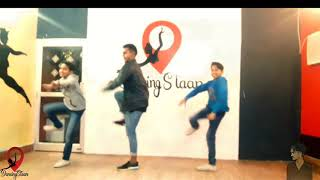 SIMMBA - AANKH MAARE|BOLLYWOOD  DANCE COVER |YASH & DAKSH|RISHIRAJ  CHOREOGRAPHY |DANCING_STAAN