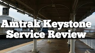 [TRIP REPORT] Amtrak Keystone Review (NYC-Lancaster PA)