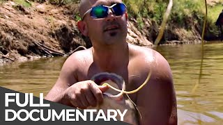 Exceptional People: Arm Fishing, Burning Soccer & Wildlife Hunting in Texas | Free Documentary