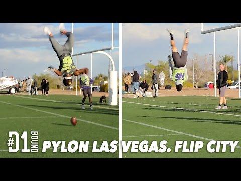 Flip City: Pylon 7v7 Las Vegas #D1Bound Quick Mix (Tyjon Lindsey / Marcus Hayes)