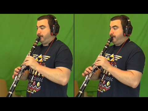 James Rae - 'Cayman Rumba' Clarinet Duet (performed By Peter Anthony Smith)