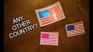 FLAG SWAG - Are Other Country Flags Available?? 🇺🇸 🇺🇸 🇺🇸