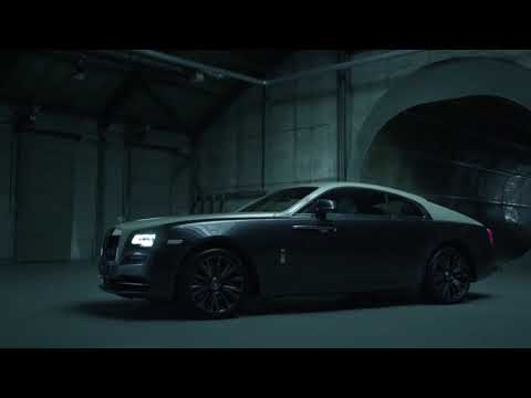 The new Rolls-Royce Wraith Preview