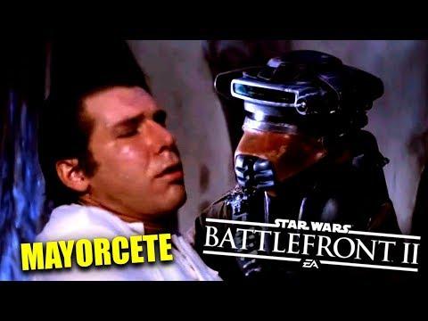 STAR WARS BATTLEFRONT 2 y el RESCATE de MAYORCETE thumbnail