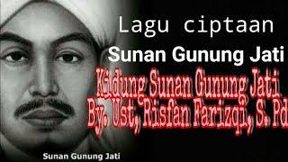 Download Mp3 Kidung Sunan Gunung Jati  Cover  By Ust, Risfan Farizqi, S. Pd