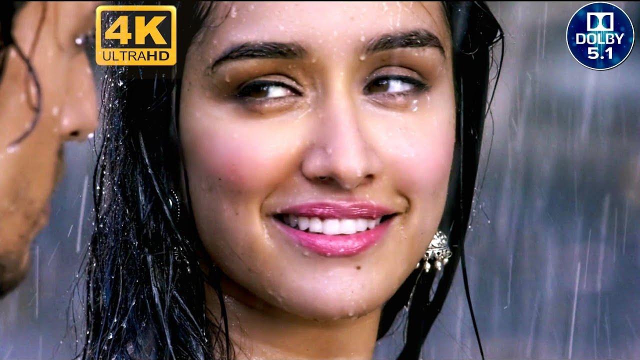 Download Cham Cham 4K 60FPS UHD 5.1 Surround Sound : Baaghi : Tiger Shroff & Shraddha Kapoor