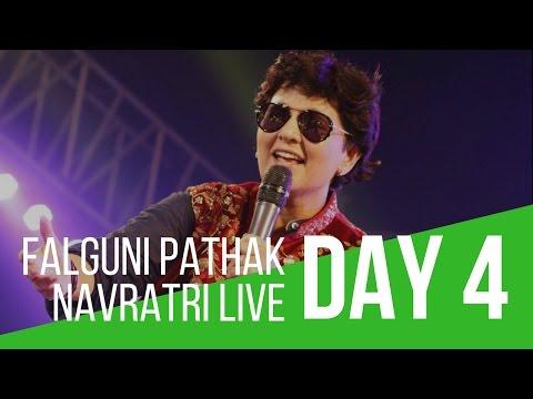 Pushpanjali Navratri with Falguni Pathak : Day 4