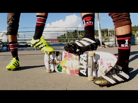 GAME OF SKATE   CHUTEIRAS | FOOTBALL BOOTS