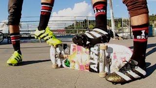 GAME OF SKATE   CHUTEIRAS | FOOTBALL BOOTS