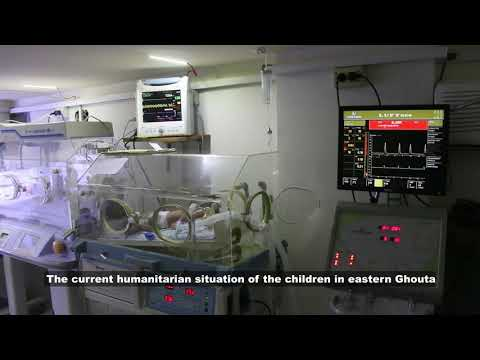 Health situation is threatning to kill more kids in Ghouta-Damascus