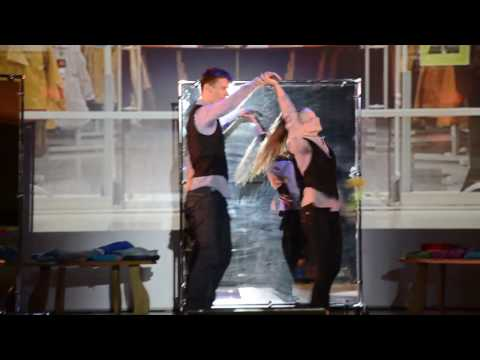 """Mannequins By Dennis Sychik And Vika Kovalchuk """"Rise - 10 Years"""" (concert Video)"""