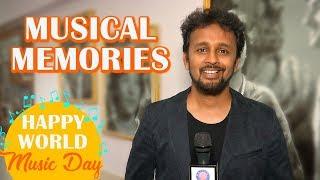 Hrishikesh Ranade Best Wishes on World Music Day | Tu Jarashi & He Sarva Khare | Marathi Songs