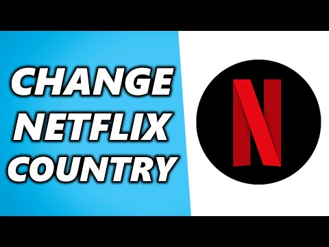 How To Change Country On Netflix 2020! 👉🏻 Watch Netflix Other Region!