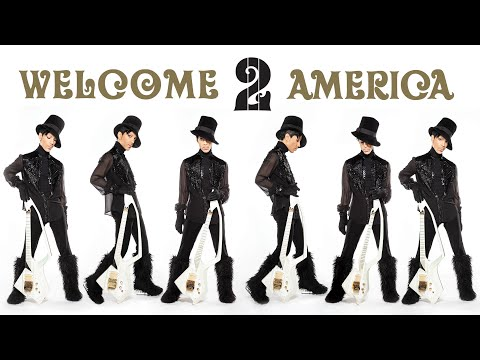 Prince – Welcome 2 America preview image