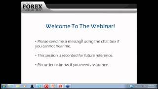 Forex Income Map LIVE Webinar Part 1