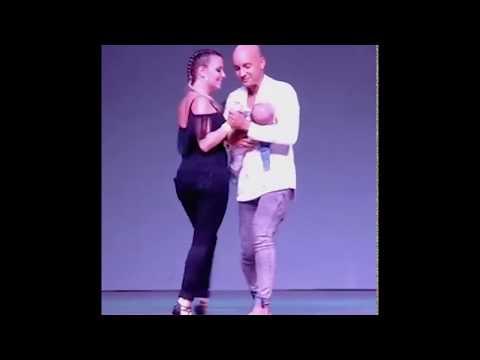 John Legend - All of Me (Remix Kizomba) |  Ben & Ana dançam com o filho BEBÉ!