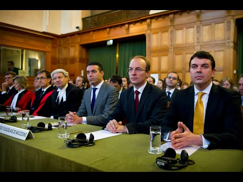 Macedonia VS Greece at International Court of Justice [2011]