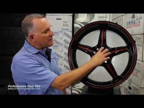 Focal Wheels F01 Model 172 -- Performance Plus Wheel & Tire Review