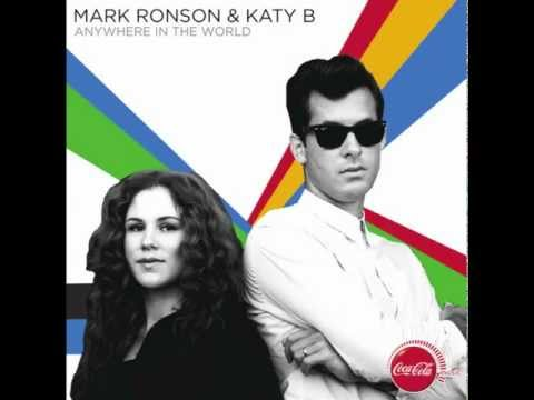 Mark Ronson & Katy B - Anywhere In The World