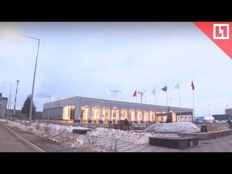 Новый терминал аэропорта «Красноярск»