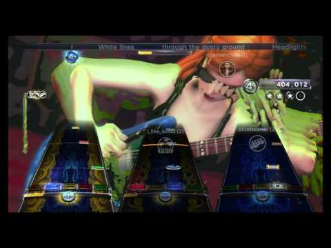 Rock Band 3 - Far Away From Heaven - Free Spirit - Full Band [HD]