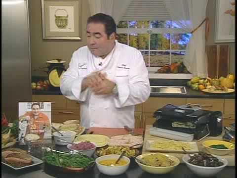 Emeril 204060: FRESH FOOD FAST Offers Holiday Solutions