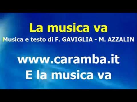 Giada & i blue note - La musica va (karaoke)