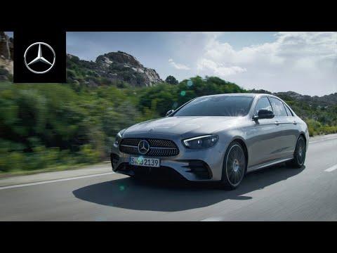 Mercedes-Benz E-Class 2020: World Premiere   Trailer