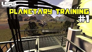 Space Engineers - Planetary Training Exercise #1