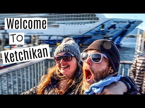 Welcome To Ketchikan!!! Tour From A Local! NCL Bliss Alaskan Cruise Vlog