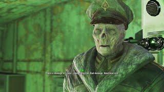 Fallout 4 - Nuclear Sub Mission Unlock Tactical Nukes