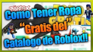 Have Roblox Free Catalogue