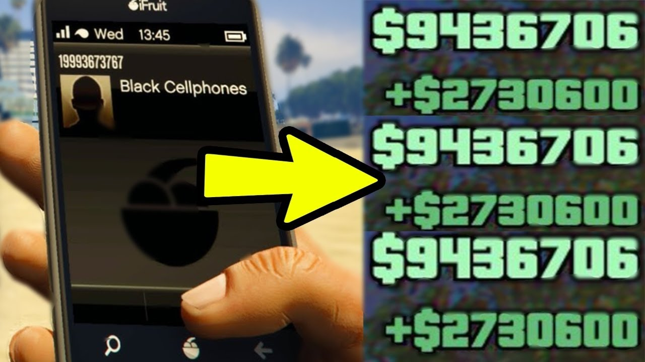 Gta 5 Online Geld Cheat