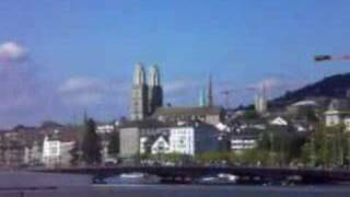 BOAT CRUISES ON ZÜRICH LAKE PART 01