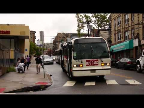 New Jersey Transit : The 1995 - 2001 NovaBus RTS-06 Fleet