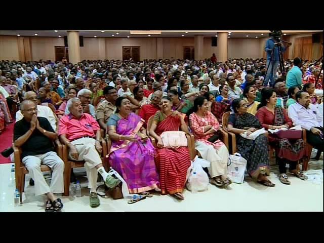 Kavingar Mohana Sundaram   Humour Club International - Triplicane Chapter   Web Streaming