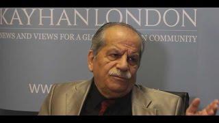 کیهان لندن- پای صحبت سید کریم، کمدین دیرآشنای ایران